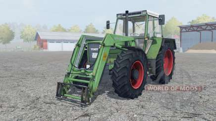 Fendt Favorit 611 LSA Turbomatik E für Farming Simulator 2013