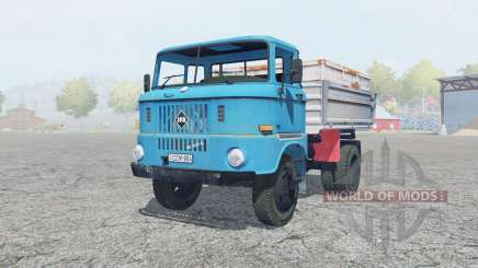 IFA W50 L process cyan für Farming Simulator 2013