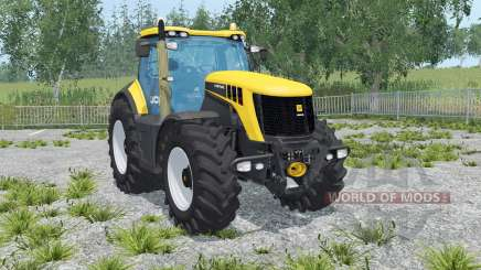 JCB Fastrac 8310 golden dream pour Farming Simulator 2015