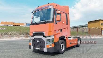 Renault T-series High Sleeper Cab für Euro Truck Simulator 2
