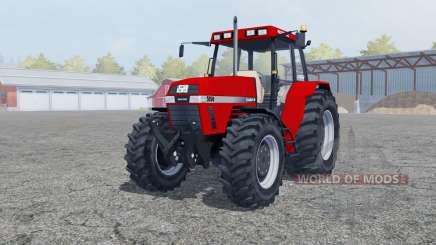 Case IH Maxxum 5150 rosso corsa pour Farming Simulator 2013