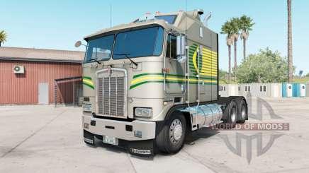 Kenworth K100E foggy gray für American Truck Simulator