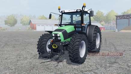Deutz-Fahr Agrofarm 430 TTV 2010 für Farming Simulator 2013