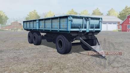 PTS-12 modéré couleur bleu pour Farming Simulator 2013