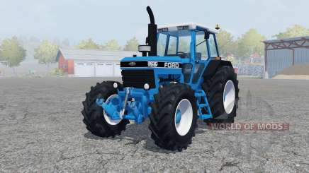 Ford 8630 4WD für Farming Simulator 2013