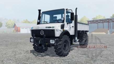 Mercedes-Benz Unimog U1450 (Br.427) loblolly pour Farming Simulator 2013