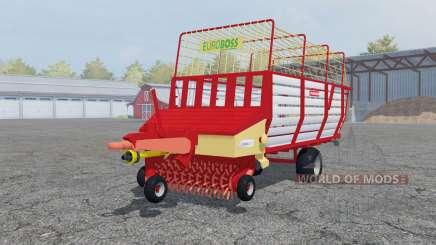 Pottinger EuroBoss 330 T pigment red für Farming Simulator 2013