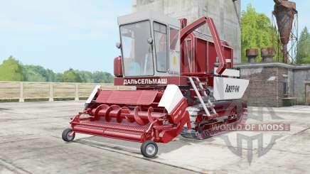 Cupidon-680 couleur rouge foncé pour Farming Simulator 2017