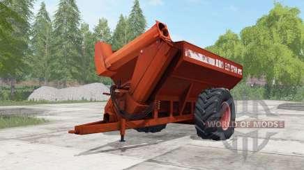 Keine 20 AKW für Farming Simulator 2017
