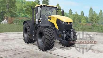 JCB Fastrac 8330 new steering wheel für Farming Simulator 2017