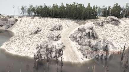 Sandy Island für MudRunner