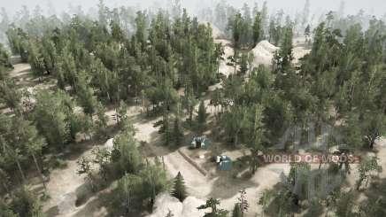 Overland trails für MudRunner