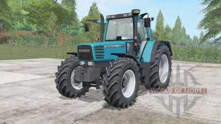Fendt Favorit 511-515 C pour Farming Simulator 2017