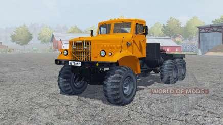KrAZ-258 pour Farming Simulator 2013