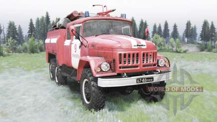 AC-40 (131) model 137 pour Spin Tires