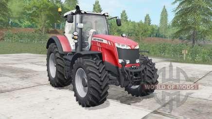 Massey Feᶉguson 8727-8737 pour Farming Simulator 2017