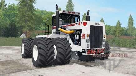 Big Bud 950-50 choice power für Farming Simulator 2017