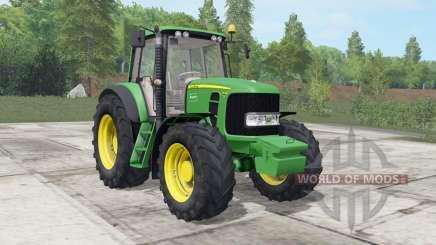 John Deere 6000&7000-series Premium für Farming Simulator 2017