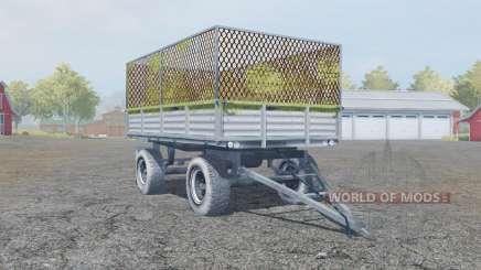 Autosan D-47 silage für Farming Simulator 2013