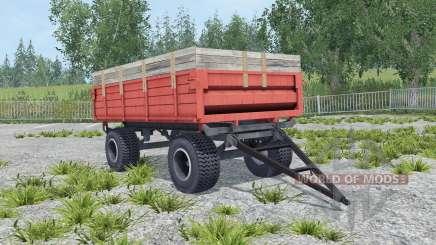 PTS-6 pour Farming Simulator 2015