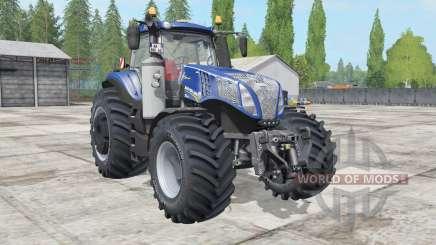 New Holland T8.320-435 Blue Power für Farming Simulator 2017