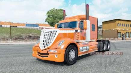 International LoneStar StandUp Sleeper für Euro Truck Simulator 2