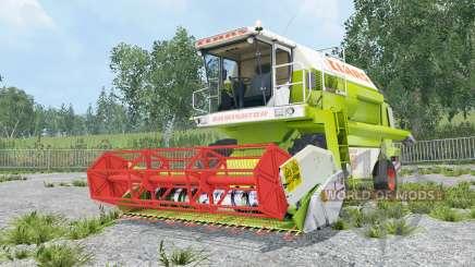 Claas Dominator 88S rio grande pour Farming Simulator 2015