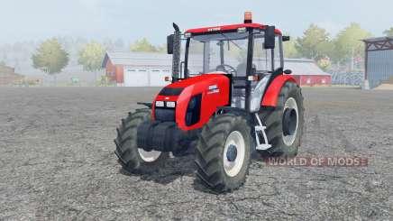 Zetor Proxima 8441 front loader pour Farming Simulator 2013