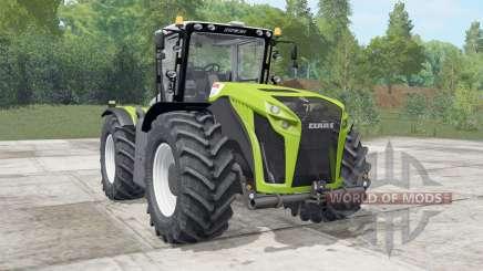 Claas Xerion 4000-5000 Trac VC pour Farming Simulator 2017