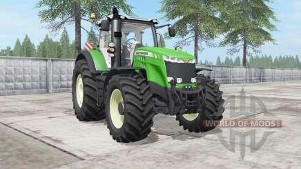 Massey Ferguson 8727-8740 large Terra tires pour Farming Simulator 2017