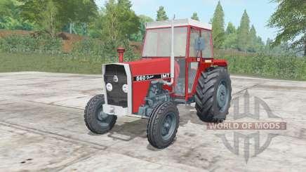IMT 558&560 DeLuxe für Farming Simulator 2017