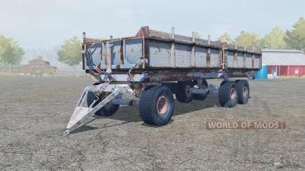 PTS-12 Grau-Blaue Farbe für Farming Simulator 2013