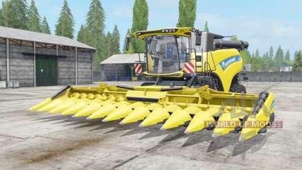 New Holland CR10.90 réglage editioɳ pour Farming Simulator 2017