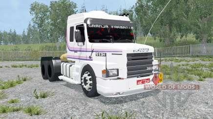 Scania T113H 360 für Farming Simulator 2015