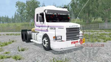 Scania T113H 360 pour Farming Simulator 2015