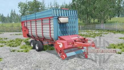 Mengeᶅe Garant 540-2 für Farming Simulator 2015