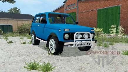 Lada Niva 4x4 (21214) pour Farming Simulator 2015