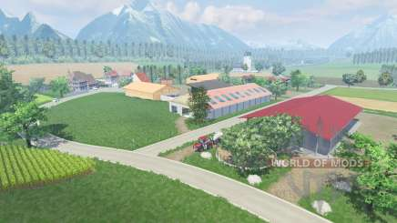 Lindenau für Farming Simulator 2013