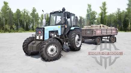 MTZ-1221.2 Biélorussie pour MudRunner