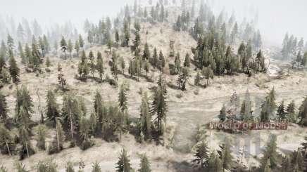Evans Creek pour MudRunner
