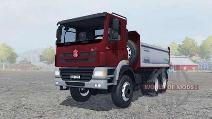 Tatra Phoenix T158 6x6 für Farming Simulator 2013