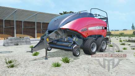 Case IH LB 334 pigment red für Farming Simulator 2015