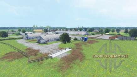 Oblast de Lviv v3.1 pour Farming Simulator 2015