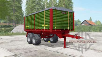Fortuna FTD 150 sap green für Farming Simulator 2017