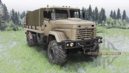 KrAZ-5131 für Spin Tires