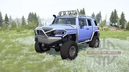 Toyota FJ Cruiser (GSJ15W) für MudRunner