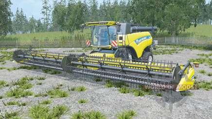 Neue Hollaɳd CR10.90 für Farming Simulator 2015