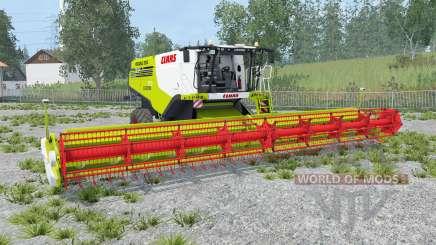 Claas Lexion 770 TerraTrac pour Farming Simulator 2015
