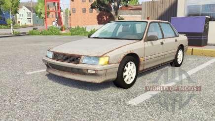 Ibishu Pessima 1988 rusty skin v0.1 pour BeamNG Drive