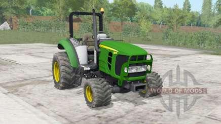 John Deere 2032R front loader für Farming Simulator 2017